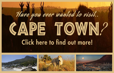 Dance holiday in Cape Town South Africa
