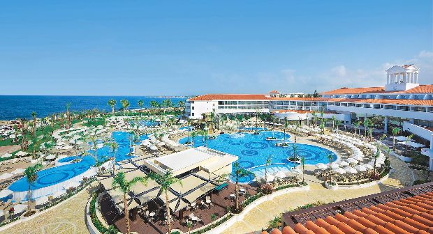 Dance Holidays at Olympic Lagoon Resort - Paphos, Cyprus